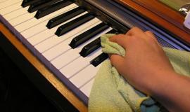 Cách bảo quản đàn piano nhanh chóng và hiệu quả nhất