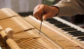 Những tác dụng nhờ bảo trì đàn dương cầm mang lại