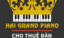 HAI GRAND PIANO - NƠI CHO THUÊ ĐÀN PIANO UY TÍN TẠI TPHCM