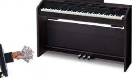 Đàn piano upright và grand piano có gì khác biệt