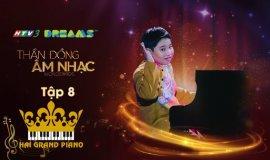 HẢI GRAND PIANO ĐỒNG HÀNH CÙNG THẦN ĐỒNG ÂM NHẠC 2017